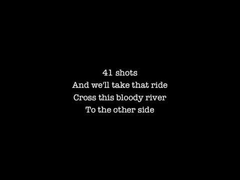 Bruce Springsteen - American Skin (41 Shots) (Lyrics)
