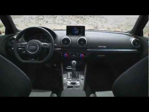 All New Audi A3 Sportback 2013 Interior Youtube