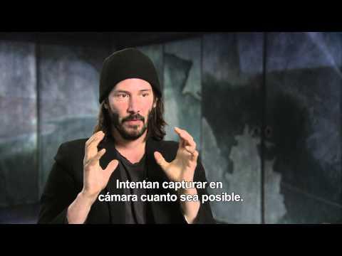 LA LEYENDA DEL SAMURÁI -47 RONIN. Entrevista a Keanu Reeves