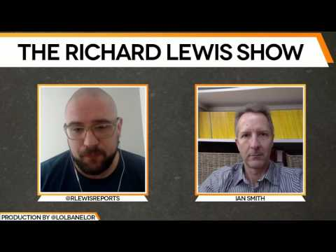 The Richard Lewis Show #14 Ian Smith from ESIC (Esport Integrity Coalition)