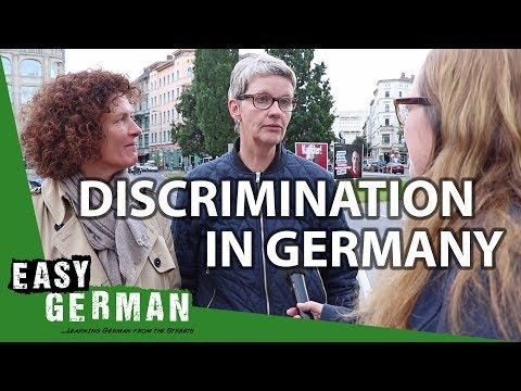 Discrimination in Germany | Easy German 215