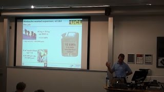 UCL-Energy seminar: 'Shifting to a low carbon economy: a piece of cake?'
