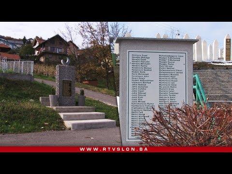 Sapna gradi jedinstveno spomen obilježje u TK - 23.05.2018.