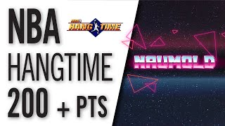 Naumold: NBA Hangtime (N64) Tips + 200 point game