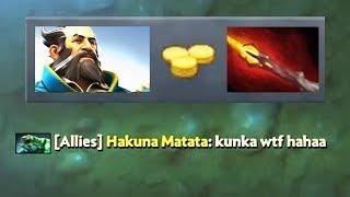 How to play Kunkka like a man
