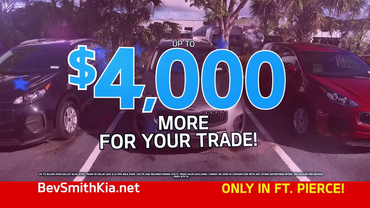 Kia Fort Pierce >> Labor Day Sales Event At Bev Smith Kia Youtube
