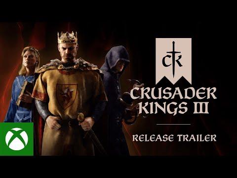Слух: Crusader Kings III может выйти на Xbox One и Xbox Series X | S