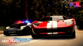 Need For Speed Hot Pursuit- PART 1 Roadsters Reborn