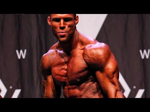 Classic Bodybuilding +180cm Peter Hart
