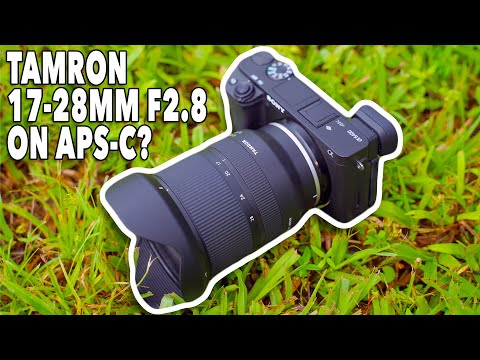 Tamron 17-28mm F2.8 Review: Worth it for Sony APS-C? a6000/a6300/a6400/a6500/a7000