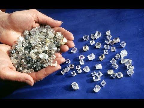 Алмазы из графита дешевле картошки
