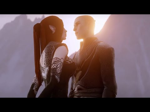 Viera Lavellan -  Solas Romance | Dragon Age Inquisition