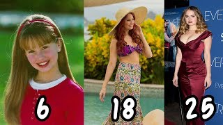 Debby Ryan Transformation From 1-25 Years Old ★ From Baby To Teenager