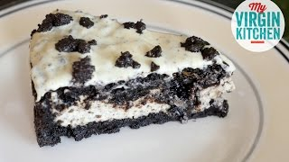 OREO COOKIES & CREAM CHEESECAKE RECIPE