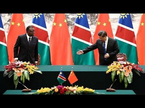 Africa-China relations has no colonization motives - Namibia president