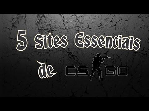 5 SITES ESSENCIAIS DE CS GO