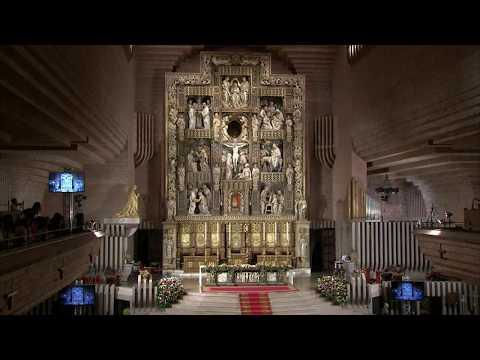 Opus Dei: Priestly ordination - Ordenación de sacerdotes