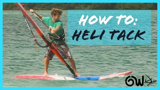 How to Heli Tack