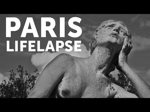 Lifelapse - Paris Cemetery Timelapse / Hyperlapse