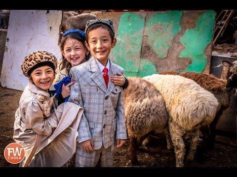 "Qurban (Corban) in Xinjiang, China   ""Festival of Sacrifice"" or ""Eid al-Adha"""