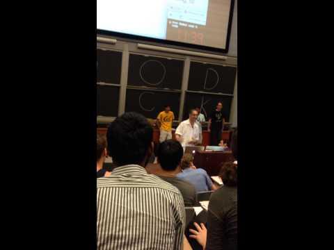 UC Berkeley CS61C Sp14 Pre-final Hip-Hop by Professor Dan Garcia