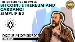 Charles Hoskinson on Cardano, Shelley, Ethereum 2.0, Bitcoin, Defi and Decentralization!