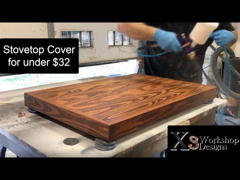 X3WD - Stove Top Cover