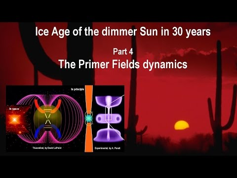 Ice Age in 30 years 4 Primer Fields dynamics