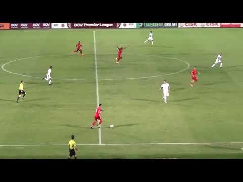 6th BOV round Valletta 4-1 Balzan FC