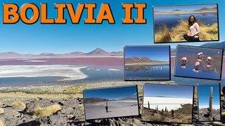 BOLIVIA 2 » Salar de Uyuni, Inca Huasí, Chiguana, Eduardo Avaroa, Laguna Colorada