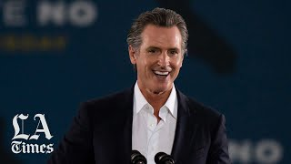 Newsom soundly defeats California recall effort