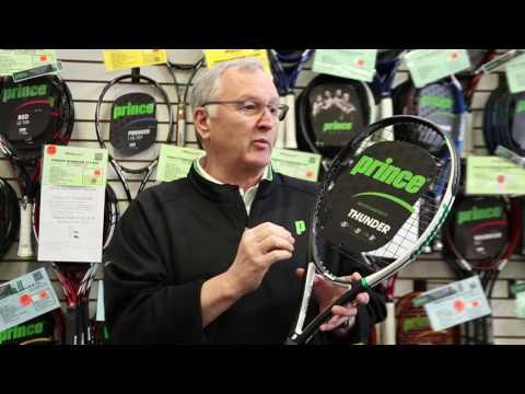 Prince Thunder Lite 100 ESP Tennis Racquet