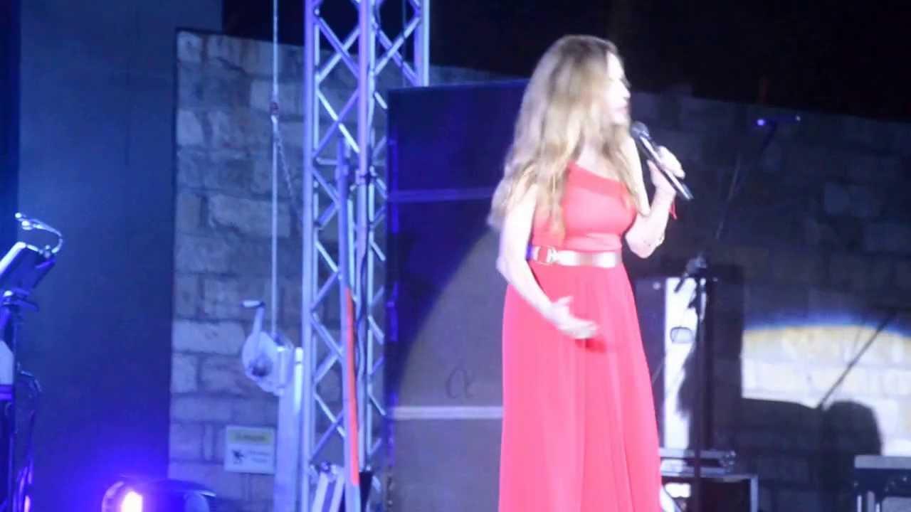 Άννα Βίσση - Ποτέ Μη Λες Ποτέ, Άννα Με Πάθος Tour, Λεμεσός (27/07/2013)
