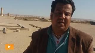 بالفيديو| تل العمارنة بالمنيا.. عاصمة مصر القديمة تبحث عن زائرين - الصعيد, مراسلون - البديل