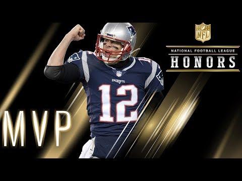 Kevin Hart Presents the MVP Award! | 2018 NFL Honors