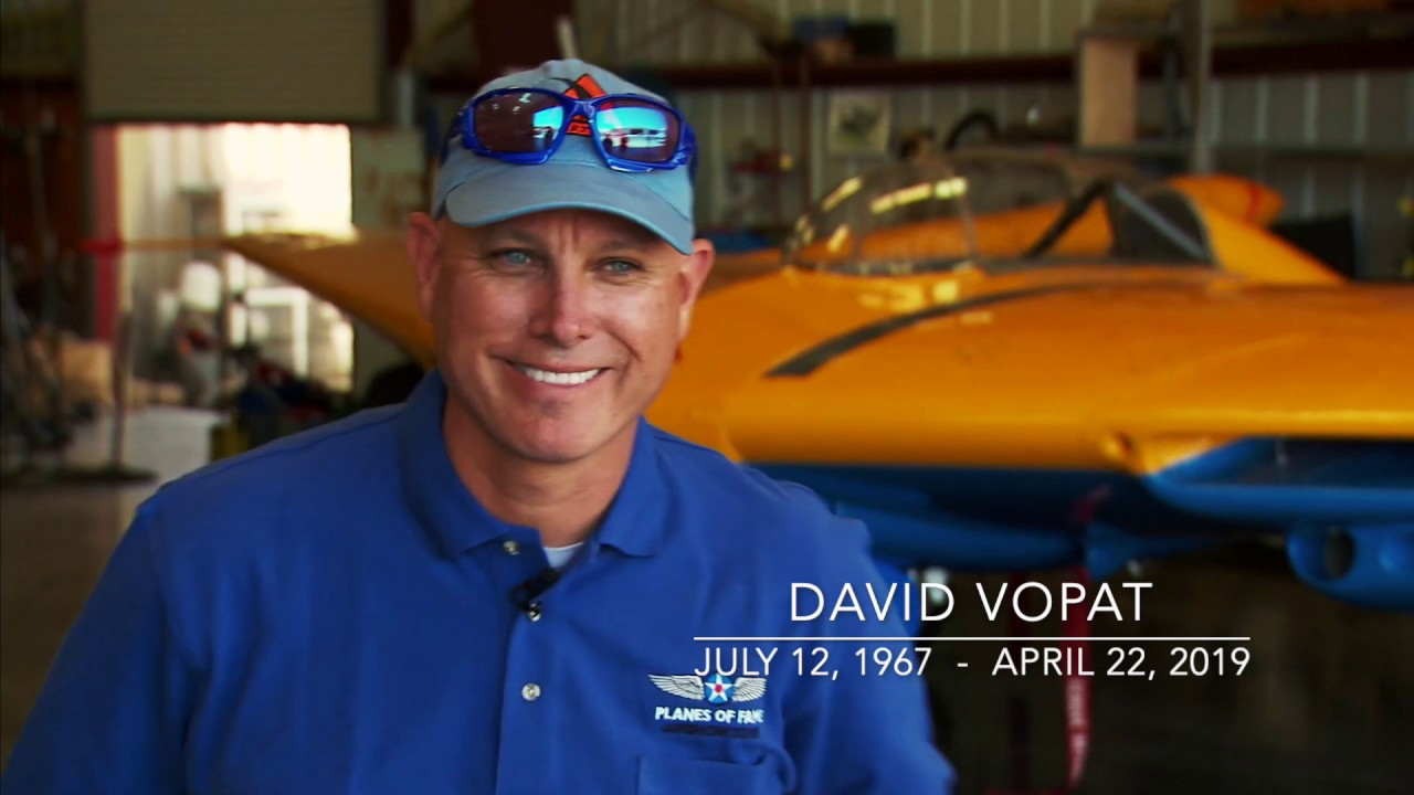 Remembering David Vopat & The N9MB Flying Wing   Planes of Fame