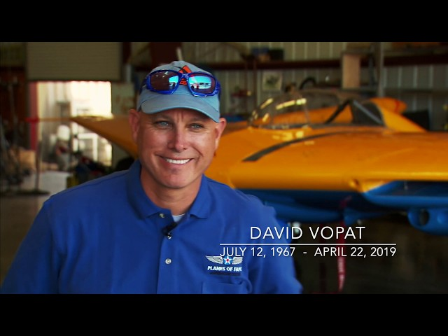 Remembering David Vopat & The N9MB Flying Wing | Planes of Fame