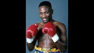 BOXER PERNELL WHITAKER DEAD AT 55, HIT BY CAR IN VIRGINIA & Some Other Shit On MY mind