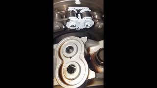 Lexus 570 3UR-FE метки цепей