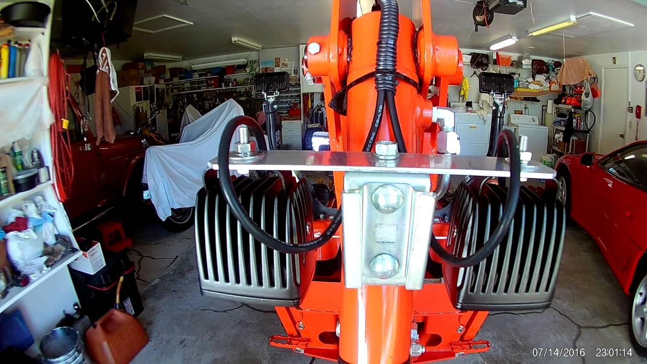 Kubota Bx2360 Front Axle : Kubota bx mods youtube