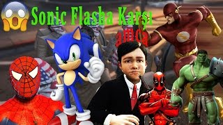 Video Şimşek McQueen, Örümcek Adam Sonic Jokerin Adamlarına Karşı - Süper Kahramanlar Çizgi Film izle #33 download MP3, 3GP, MP4, WEBM, AVI, FLV November 2017