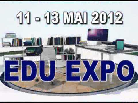 EDU EXPO 2012 - ROMEXPO 11-13 mai