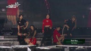 Red Velvet, INTROBad Boy [2018 DREAM CONCERT]