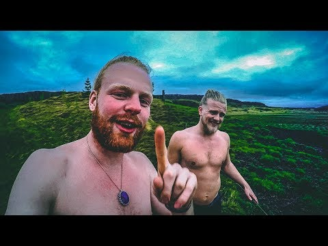 THIS IS WHAT WE DO IN ICELAND ON A FRIDAY NIGHT