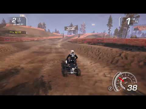 MX vs ATV ALLOUT |