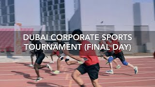 Emrill at Dubai Corporate Sports Tournament (Final Day)