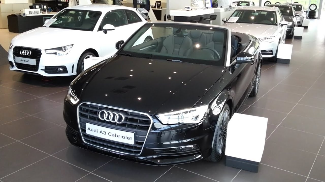 Audi A3 Cabriolet 2015 In Depth Review Interior Exterior