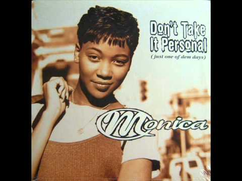 Monica - All eyes on me
