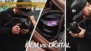 MEDIUM FORMAT FILM VS DIGITAL (subtitles)