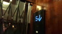 Beautiful Old 1936 ASEA (mb KONE 2019) Traction Elevator @ Linnankoskenkatu 6B, Töölö, Helsinki, FIN